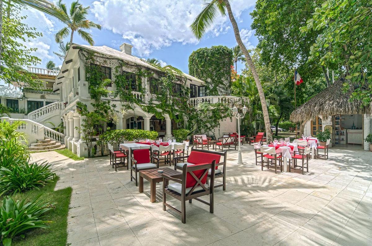 Restaurant Atlantis, Playa Bonita
