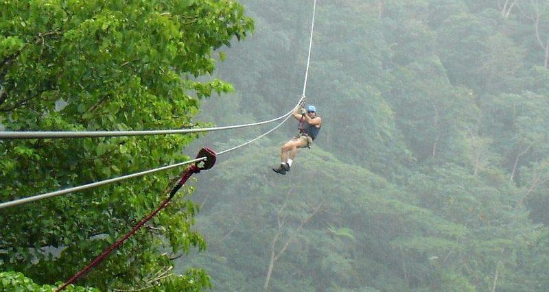 Samaná Zipline and Playa del Valle