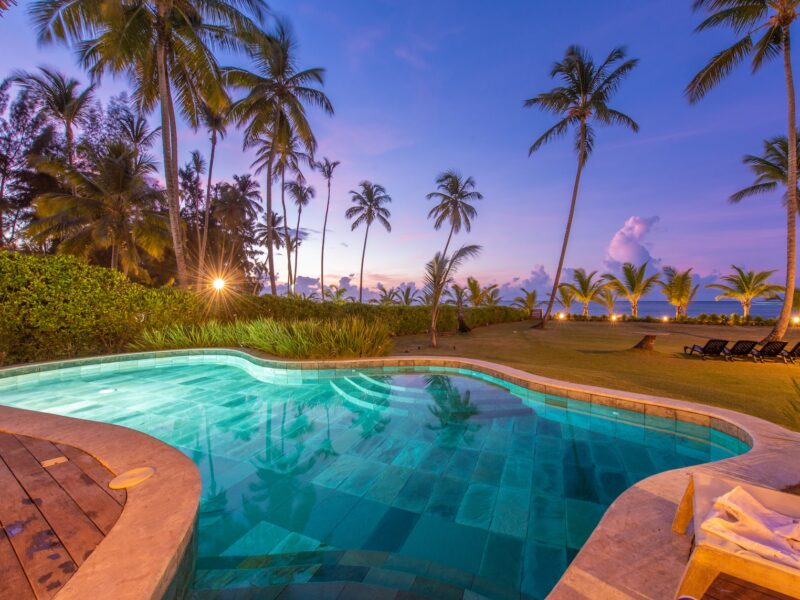 Pool @ Sunset